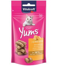 Friandise fromage pour chat Yums 40g - VITAKRAFT