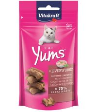 Friandise foie pour chat Yums 40g - VITAKRAFT