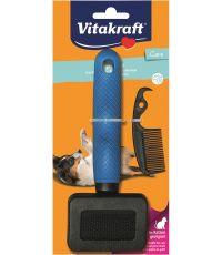 Brosse pour petit chien S - VITAKRAFT