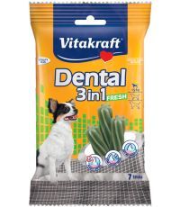 Friandise pour chien x7 Dental 3in1 XS 70g - VITAKRAFT