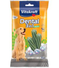 Friandise pour chien x7 Dental 3in1 M 180g - VITAKRAFT