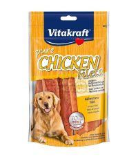 Friandise poulet carotte pour chien chicken VeggiSticks 80g - VITAKRAFT