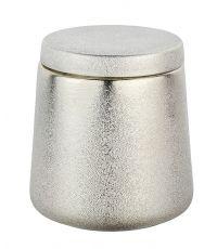 Boîte à coton Glimma céramique or - WENKO