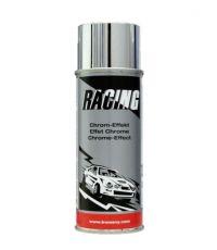 Peinture aérosol effet chrome 400 ml - RACING