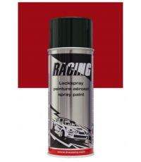 Peinture aérosol rouge carmin RAL 3002 400 ml - RACING