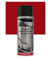 Peinture aérosol rouge rubis RAL 3003 400 ml - RACING