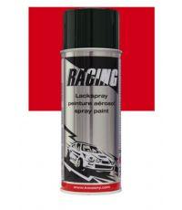 Peinture aérosol rouge signal RAL 3020 400 ml - RACING