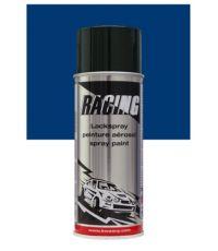 Peinture aérosol bleu outremer RAL 5002 400 ml - RACING