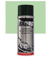 Peinture aérosol vert pastel RAL 6019 400 ml - RACING