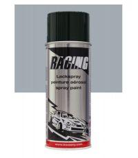 Peinture aérosol gris argent RAL 7001 400 ml - RACING