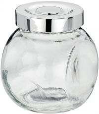 4 bocaux hermétiques en verre - KELA