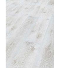 Revêtement de sol stratifié 8 mm chêne blanc - VOLUMES