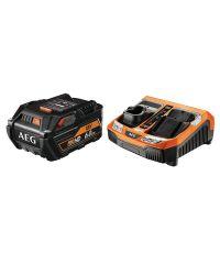 Pack 1 batterie Pro lithium 18V 6,0Ah HD et 1 chargeur rapide