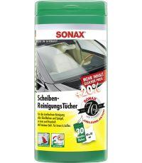 Chiffonnettes pour vitres - SONAX