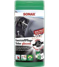 Chiffonnettes pour plastiques - SONAX