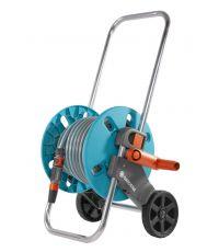 Dévidoir tuyau arrosage équipé Aquaroll S Ø13 mm 30 m - GARDENA