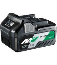 Pack de 2 batteries BSL36A18  36V 2.5Ah / 18V 5.0Ah Li-ion - HIKOKI