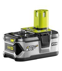 Batterie 18 V, 4Ah One + RB18L40 Li-ion - RYOBI