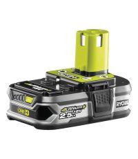 Batteries lithium RB18l25 18V 2,5 Ah - RYOBI