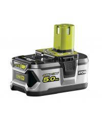Batterie lithium + 18V - 5,0Ah - RYOBI
