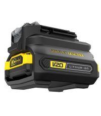 Adaptateur de batterie V20 sur outils 18V gamme 2019 - STANLEY FATMAX