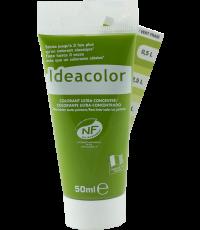 Colorant universel coloris vert frais 50 ml - IDEACOLOR