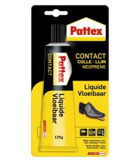 Colle Contact Liquide 125g - PATTEX