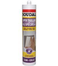 Colle super carrelage 390 ml - SOUDAL