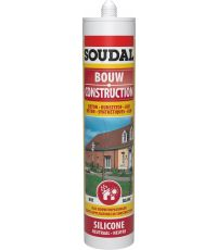 SILICONE CONSTRUCTION BLANC 290ML
