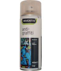 Dissolvant en aérosol spécial anti-graffiti 400 ml - INVENTIV