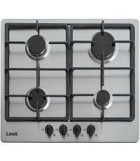 Table de cuisson à gaz LIGKXG60X, 60 cm - LIMIT