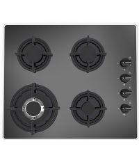 Plaque de cuisson à gaz - 60 cm - 4 foyers