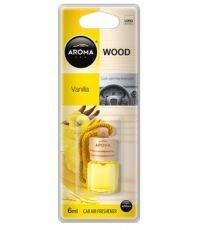 Désodorisant wood vanille 6 ml - AROMA CAR