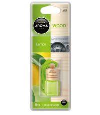 Désodorisant wood citron 6 ml - AROMA CAR