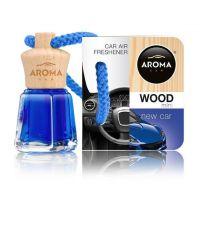 Désodorisant wood voiture neuve 6 ml - AROMA CAR