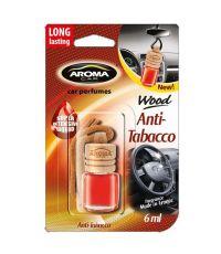 Désodorisant wood anti tabac 6 ml - AROMA CAR