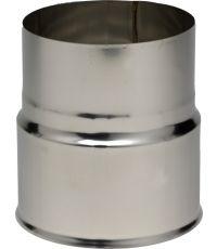 Manchette réduction inox 304 - 153f x 125m - TEN