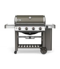 Barbecue gaz Genesis II E-410 GBS Gas Grill smoke grey