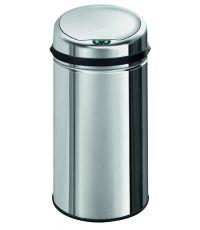 Poubelle de cuisine sensitive reflex inox 42L