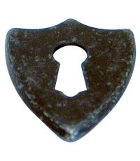Entree de clef vieux fer verni zamak H.39 - B BEAUTY
