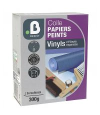 Colle papier peint vinyl décoration 300g - B RESIST