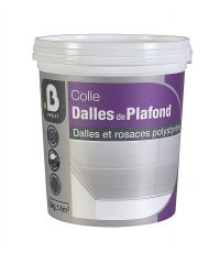 Colle Dalle Plafond décoration 1,5kg - B RESIST