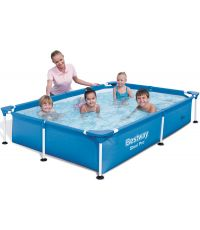 Piscine rectangulaire Splash 2,21 x 1,5 x 0,43 m - BESTWAY