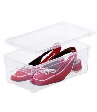 Boite de rangement 5L clear box chaussure femme transparent