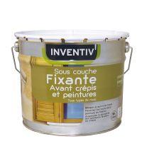 Sous-couche Fixante avant crépis et peintures 10 L