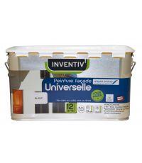 Peinture façade Universelle Blanc 2,5 L