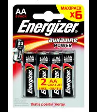 pile alcaline aa alkaline power 1,5v – ENERGIZER