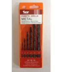 Coffret foret métaux - 1ER
