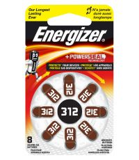 Piles auditives format 312 - ENERGIZER