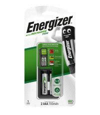 Mini chargeur + 2 piles AAA - ENERGIZER